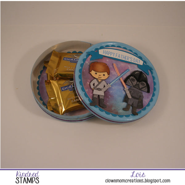 Galactic Adventures Candy Box