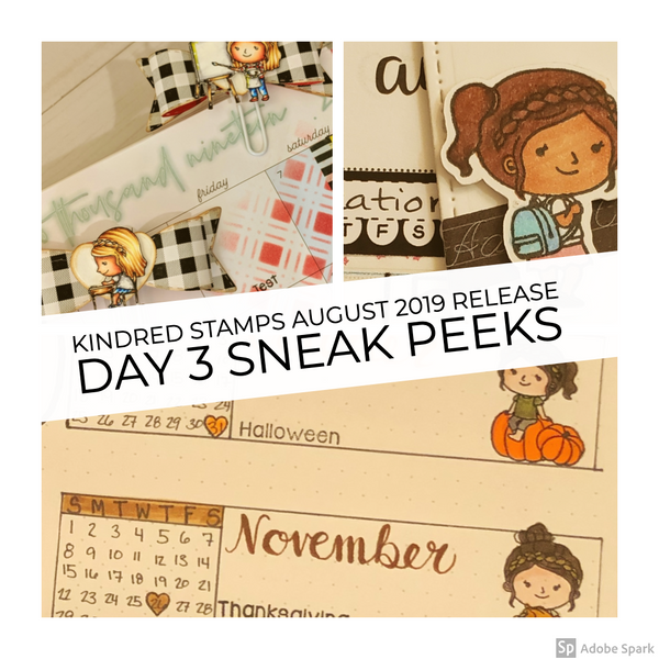August Release Day 3: Kindred Plans School and Celebrations