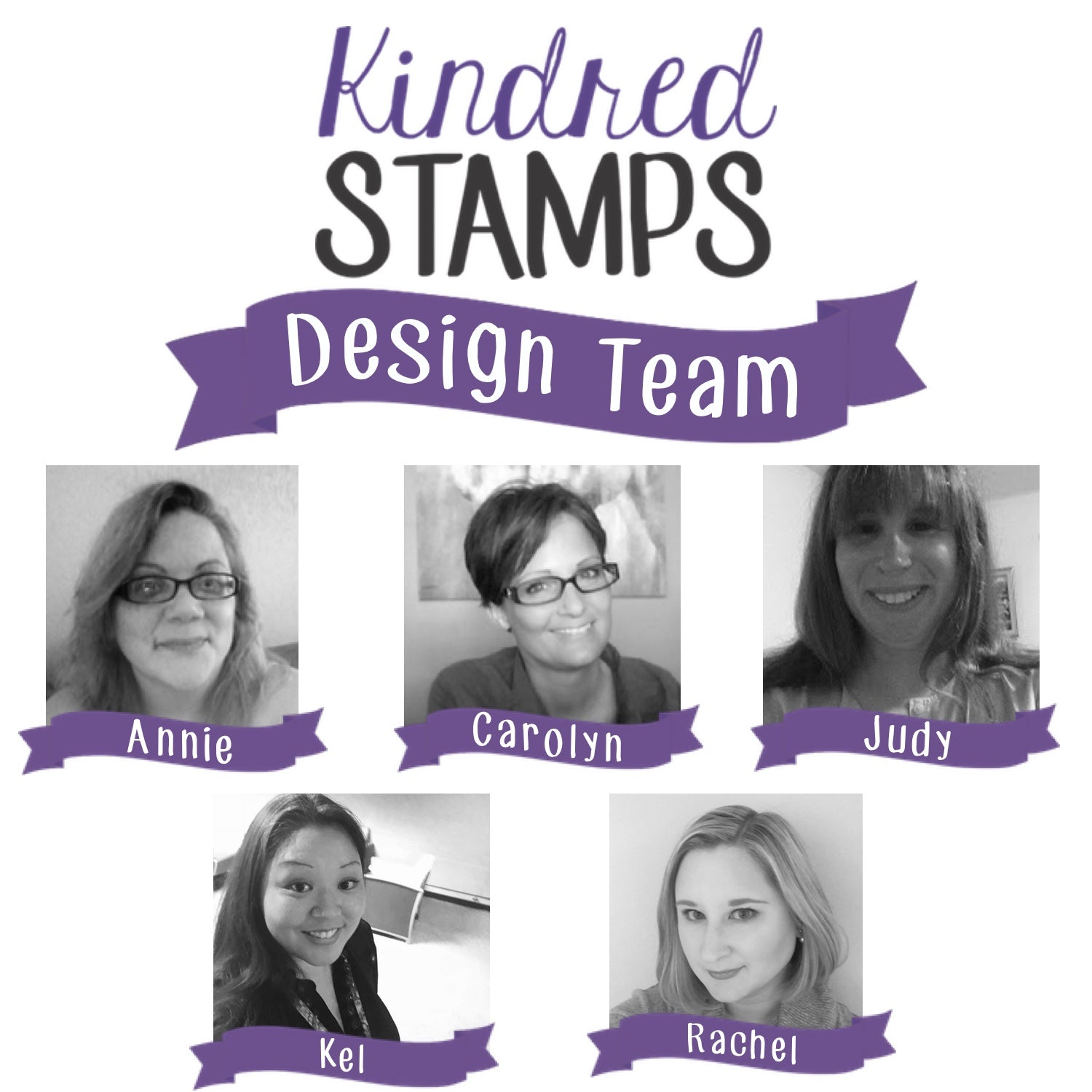 Introducing the newest Kindred Stamps Design Team!