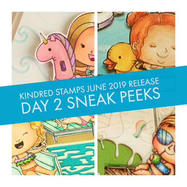 June Release Day 2: Kindred Summer