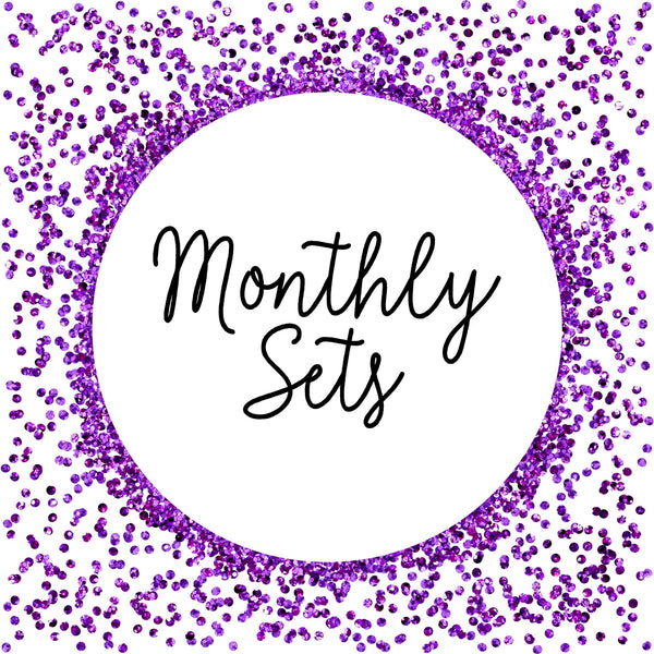 January Monthly Sets