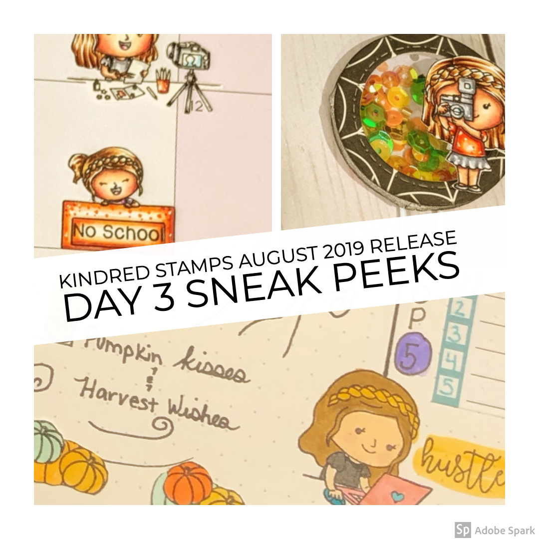 September Release Day 3:  Kindred Plans: Work