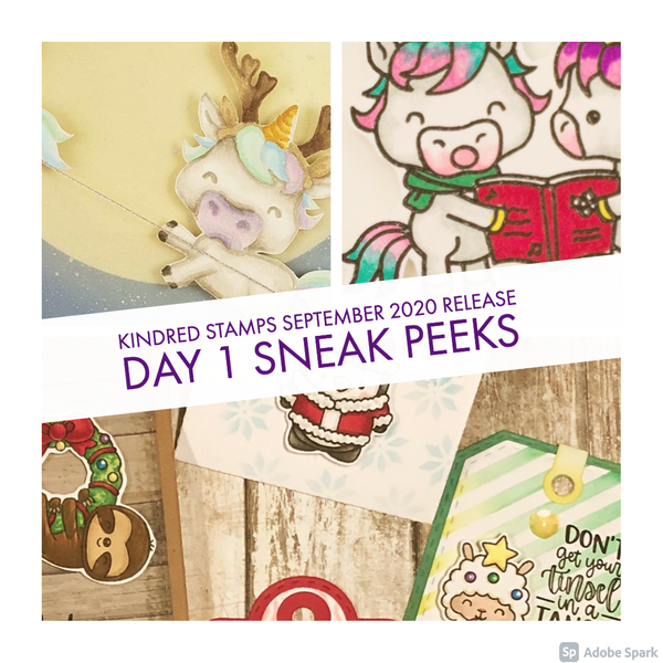September Release Day 1: Merry Unicorns and Festive Furries