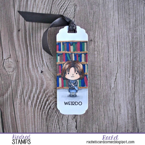 Weirdo Bookmark