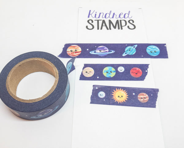 Out of this World washi tape