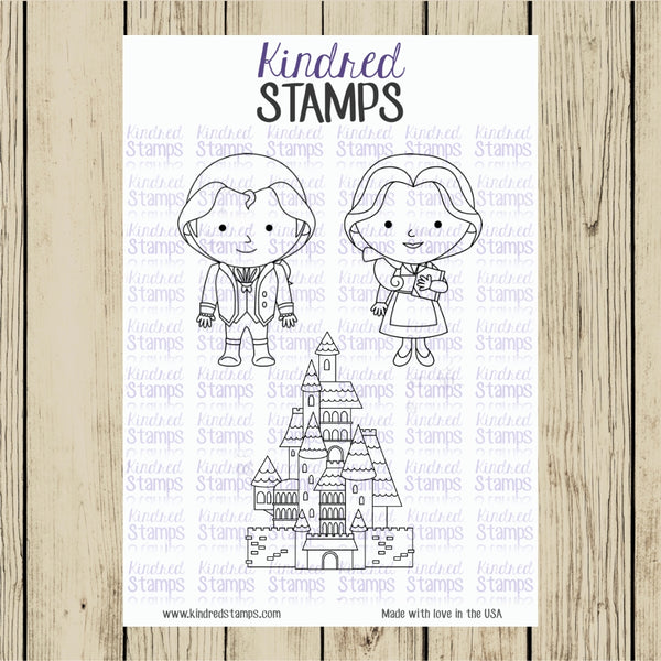 Little Town Life Bonus Digital Stamps