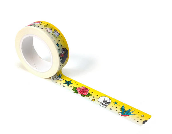 Tattoo Washi Tape