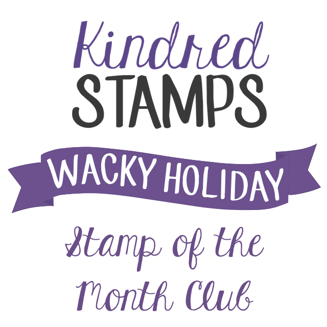 Wacky Holiday Stamp of the Month Club