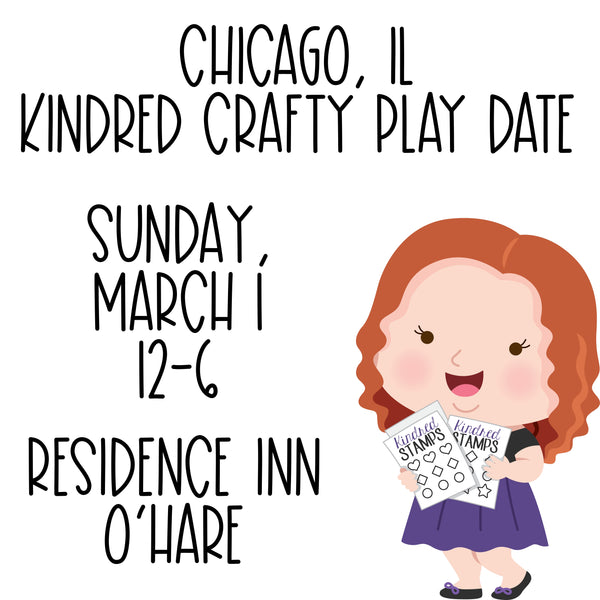 Kindred Crafty Play Date - Chicago, IL