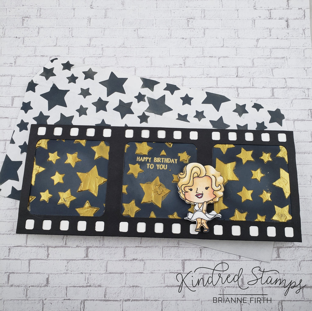 Filmstrip Craft Die