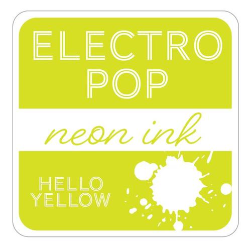 Electropop Ink Pad - Hello Yellow