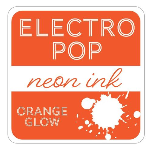 Electropop Ink Pad - Orange Glow