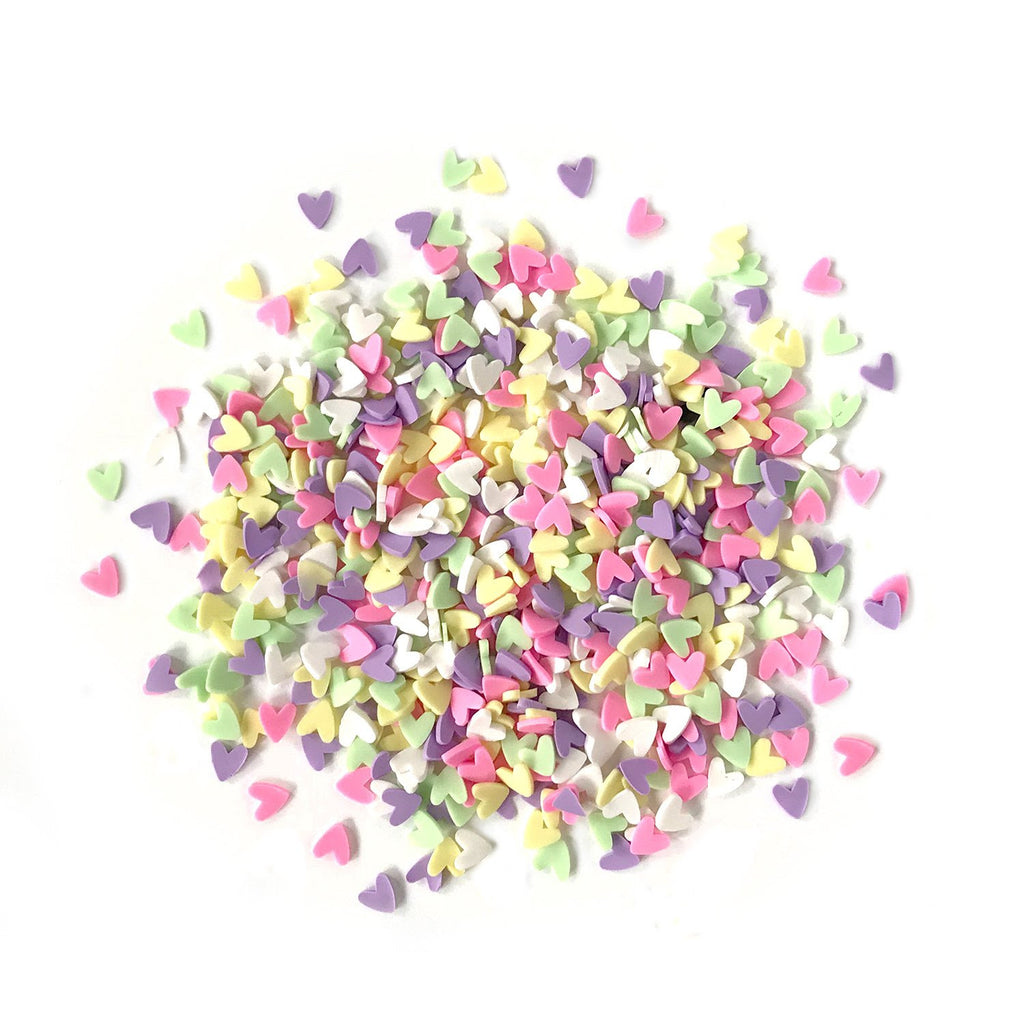 Deco Hearts Sprinkletz