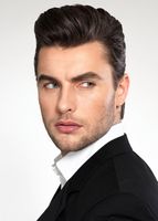 Top Three Hairstyles for Men with Thick Hair