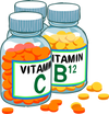 Vitamin B12 for hair growth-It Really Works Vitamins