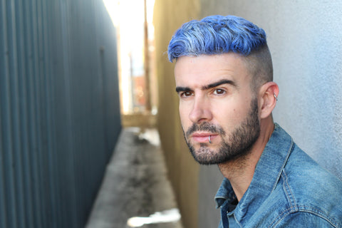 hair color, hairstyle, hair regrow