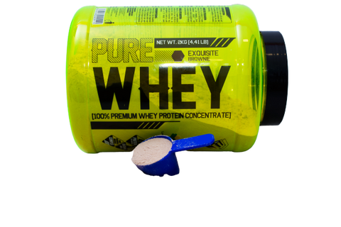 Whey Protein causes Hair Loss