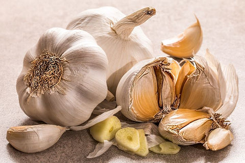 garlic and hair loss