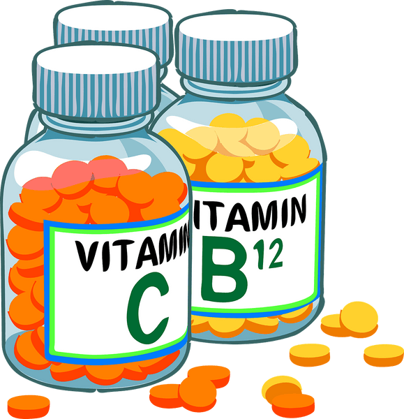 Vitamin B12 for hair growth