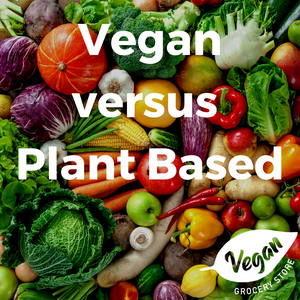 Vegan or Plant Based?