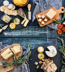 Create the perfect Cheese Platter
