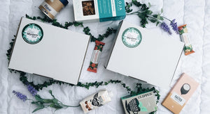 With your Vegan Mystery Box monthly subscription it'll be like Christmas every month!