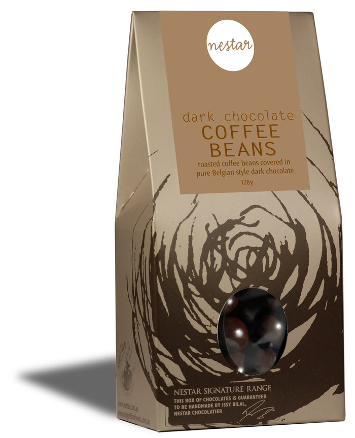 Nestar Dark Chocolate Coated Coffee Beans