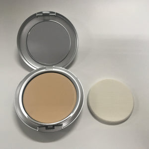 Cruelty Free FACE Pressed Powder Foundation Compact - Porcelain (5)