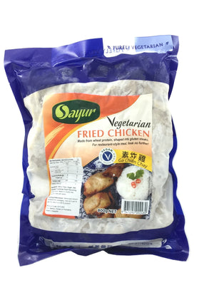 Sayur Fried Chicken 800g (cold)