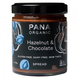 Pana Hazelnut Chocolate Spread 200g