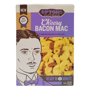 Uptons Real Meal Kit Cheesy Bacon Mac 285g