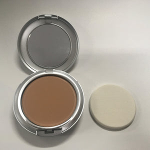 Cruelty Free FACE Pressed Powder Foundation Compact - Sand (14.5)