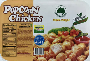 A&T Popcorn Chicken 454g (cold)