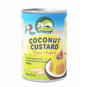 Nature's Charm Coconut Custard 400g