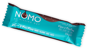 Nomo Chocolate Bar 38g - Caramel & Sea Salt