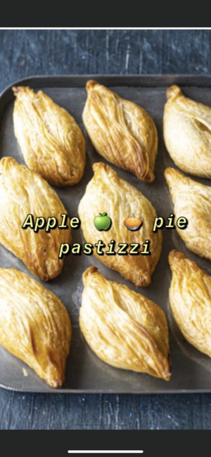 Green Lion Dessert Pastizies - Apple 10 Pack 600g (cold)