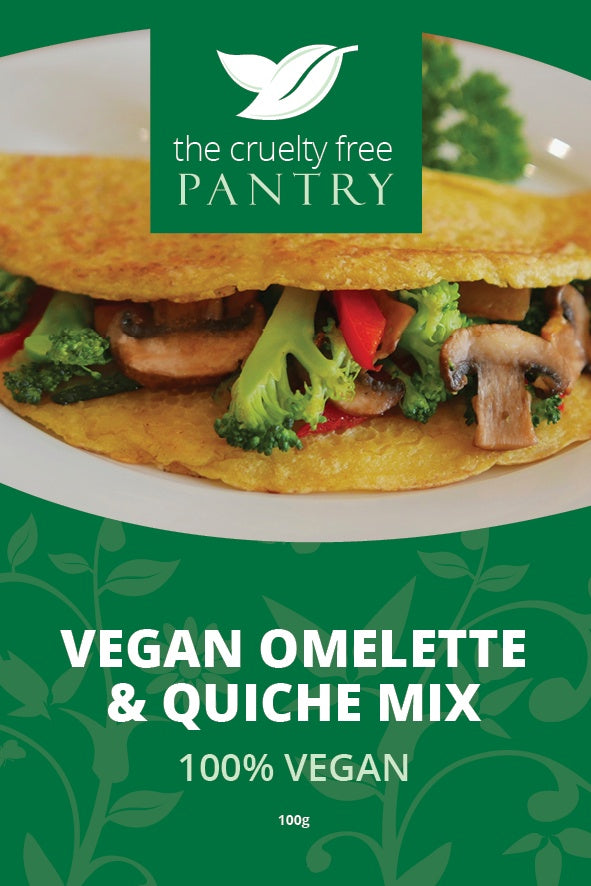 Cruelty Free Pantry Omelette & Quiche Mix 100g