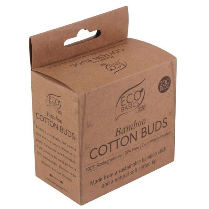 Eco Basics Bamboo Cotton Buds (200)