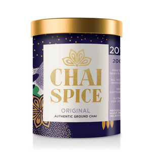 Chai Spice Ground Chai - Original 200g