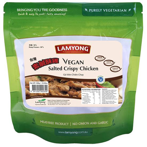 Lamyong Frozen Salted Crispy Chicken 300g (cold)