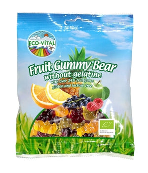 Eco Vital Fruit Gummy Bears