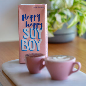 Happy Soy Boy Soy Milk 1L