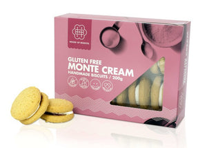 House of Biskota Monte Creams 200g