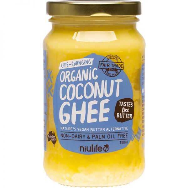 Niulife Coconut Ghee 350ml