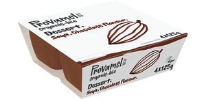 Provamel Chocolate Puddings 4pk