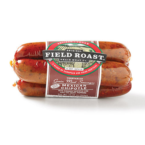 Field Roast Mexican Chipotle Sausage (cold)