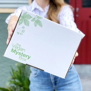 Vegan Mystery Box Monthly Subscription