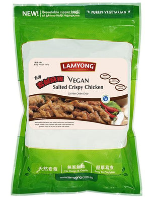 Lamyong Salted Crispy Chicken 600g (cold)