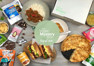 Vegan Mystery Box 6 Month Subscription