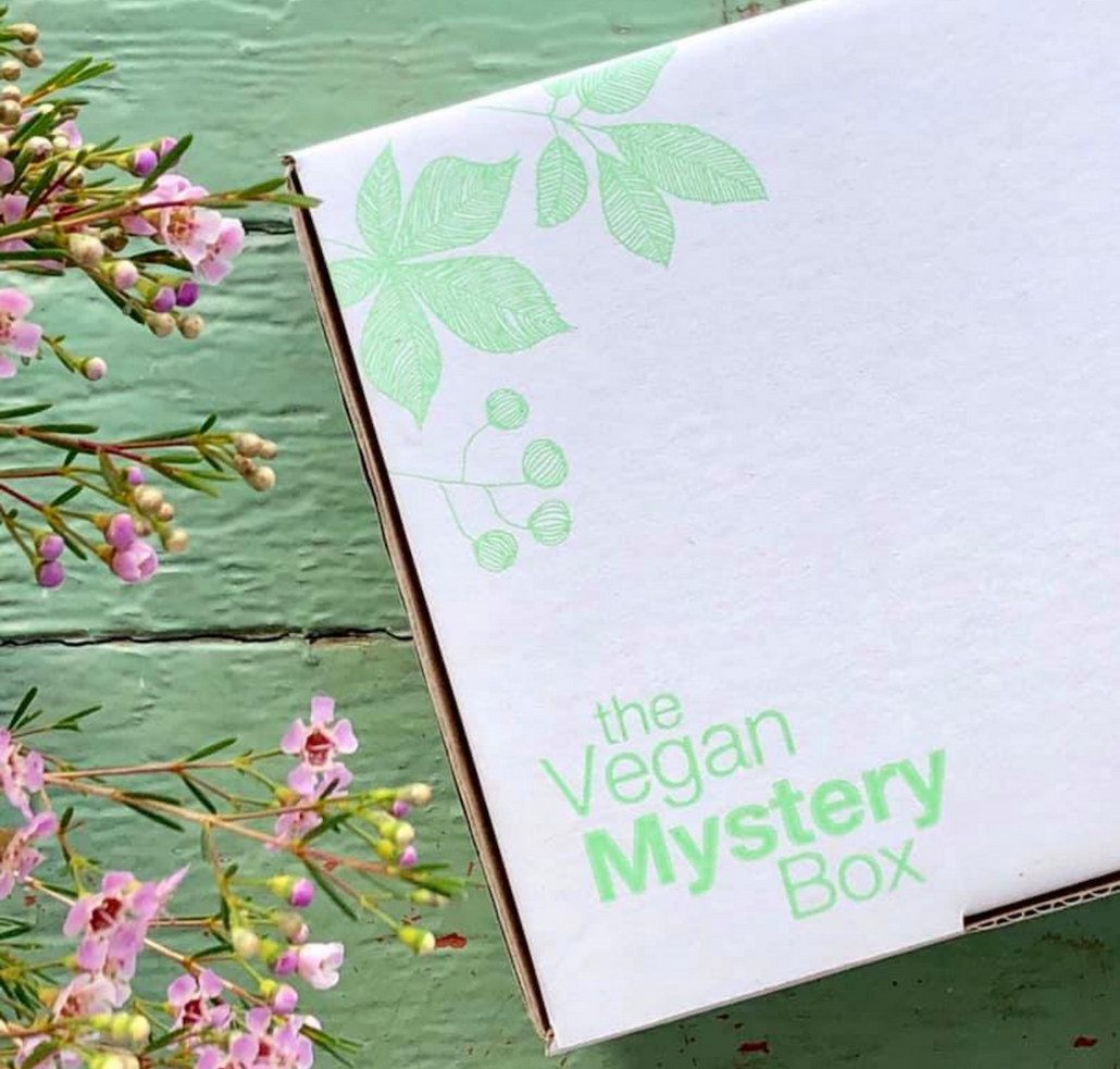 Vegan Mystery Box 6 month GIFT Subscription